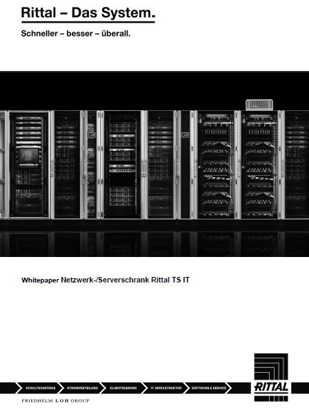 Netzwerk-/Serverschränke – das Rückgrat in Ihrem Rechenzentrum