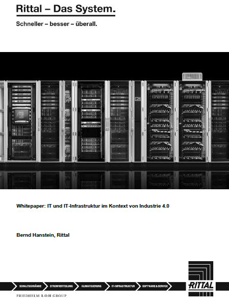 IT und IT-Infrastruktur im Kontext von Industrie 4.0<br>Das &#8220;Internet der Dinge&#8221;