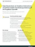 Kabel Deutschland, ein Vodafone Unternehmen, verwirklicht stabilen Hochleistungs-Datenzugriff mit ForgeRock OpenAM