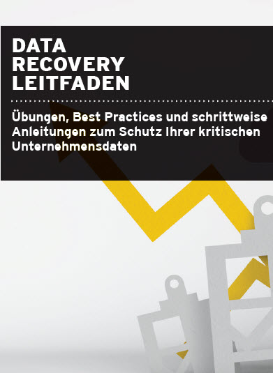 Der Data Recovery-Leitfaden