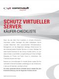 Schutz virtueller Server: Die Käufer-Checkliste