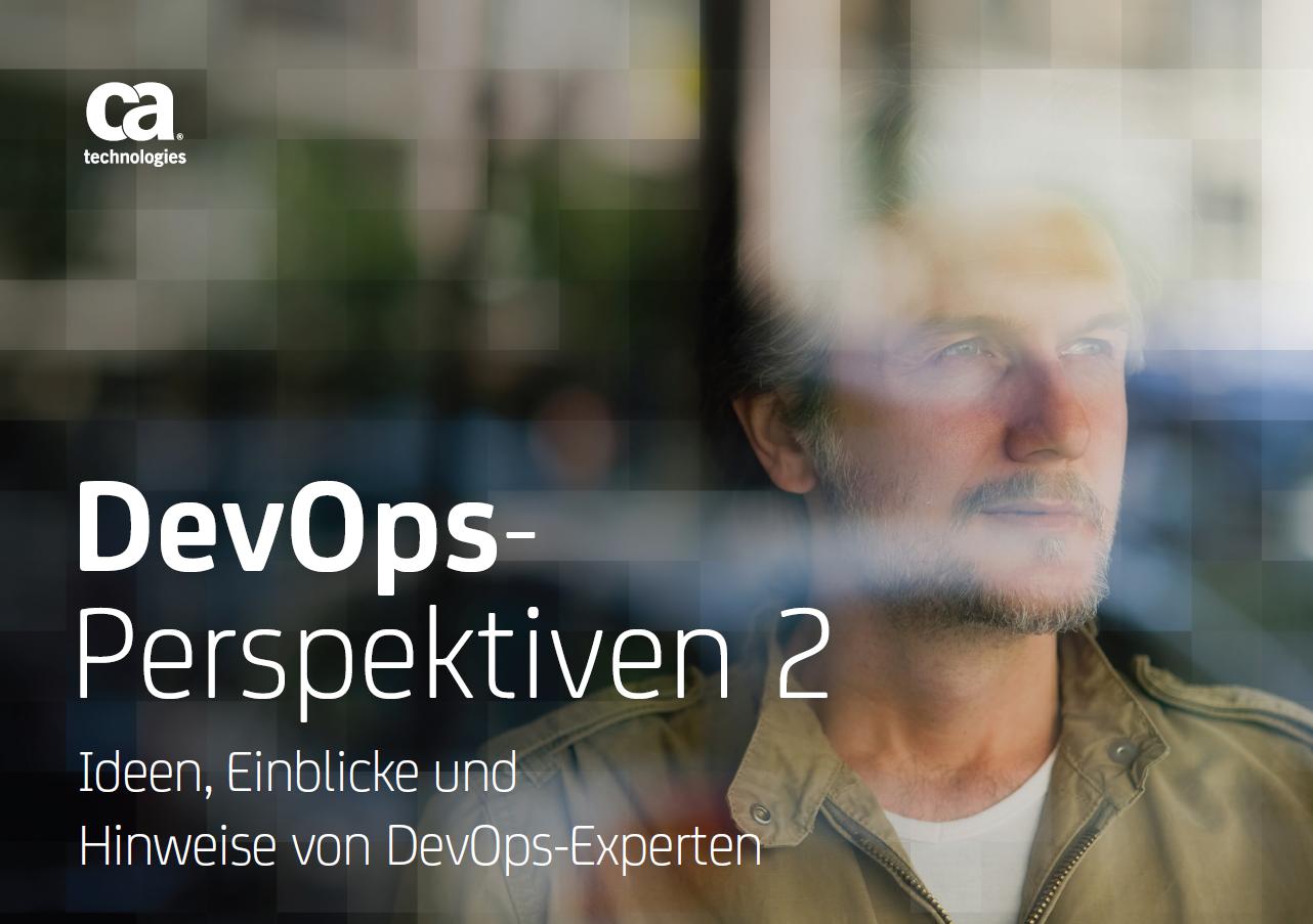 DevOps- Perspektiven 2: Ideen, Einblicke und Hinweise von DevOps-Experten