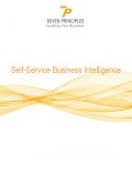 Self-Service BI: Bedeutung, Facetten, Datenarchitekturen<br /> und Tools