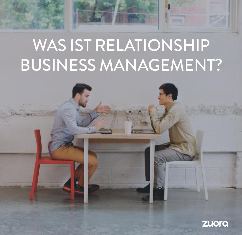 Was ist Relationship Business Management