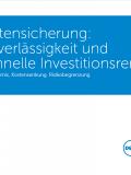 Datensicherung: Zuverlässigkeit und schnelle Investitionsrendite