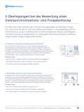 5 Überlegungen bei der Bewertung einer Dateisynchronisations- und Freigabelösung