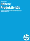Gesteigerte Produktivität für kleine und mittlere Unternehmen mit HP ProLiant Gen9 Server