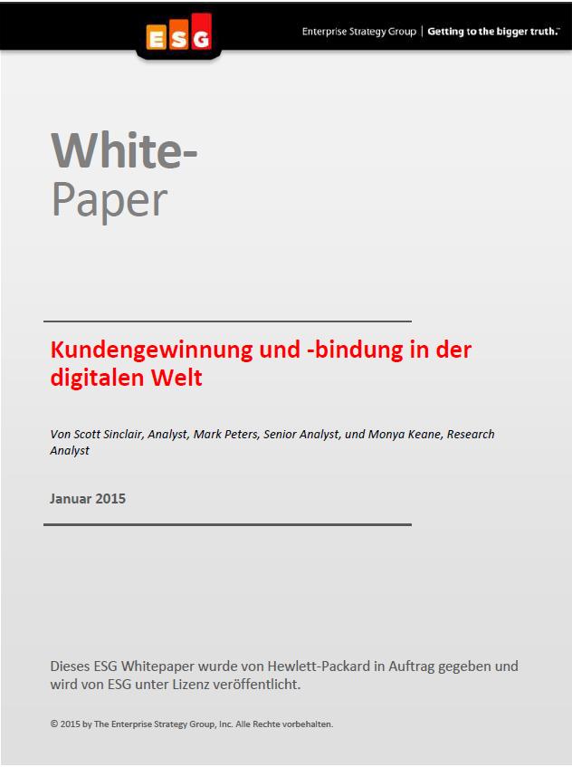 Kundengewinnung und -bindung in der digitalen Welt