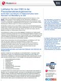 Leitfaden für den CISO in der Finanzdienstleistungsbranche: Kontrollen zum Schutz vor Datenverlusten beim Wechsel von BlackBerry zu iOS