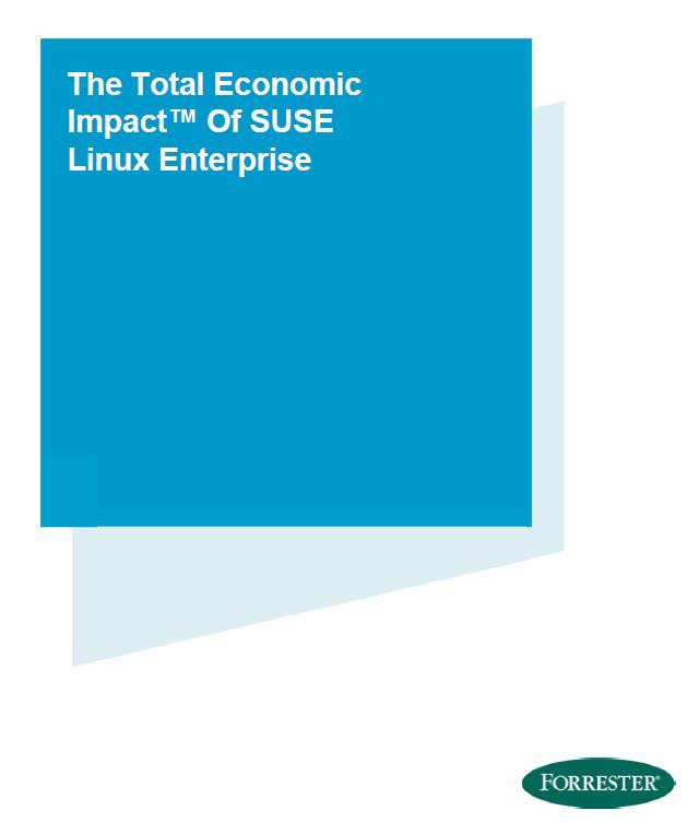 Wie Sie Ihren ROI mit Suse Linux Enterprise steigern können