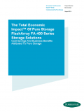 Cost Savings And Business Benefits Attributed To Pure Storage