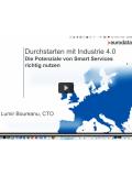 Webinar: Durchstarten mit Industrie 4.0 - Die Potenziale von Smart Services richtig nutzen