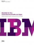 Mobilität für Ihre Unternehmensinhalte und Apps