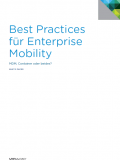 Best Practices für Enterprise Mobility