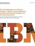 Die Auswirkungen von Cloud-, Analyse-, Mobil-, Social Businessund Sicherheitstechnologien auf die Rechenzentren