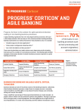 PROGRESS® CORTICON® AND AGILE BANKING