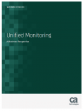 Unified Monitoring: A Business Perspective
