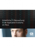 Einheitliche IT-Überwachung: In der Application Economy ein Muss
