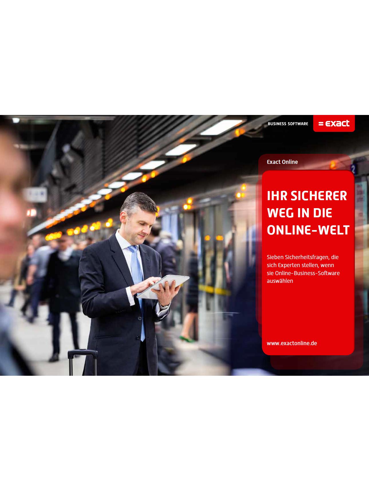7 Sicherheitsfragen bei der Auswahl einer Online-Business-Software