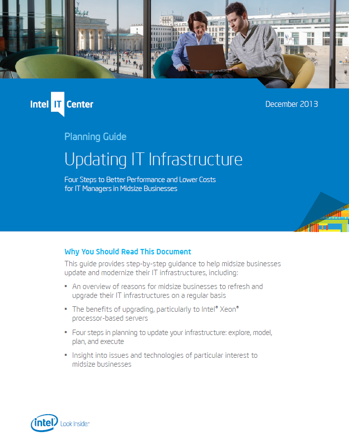 Planning Guide: IT-Infrastruktur modernisieren