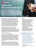 Mobile First – Finanzdienstleistungen