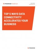 Top 5 Ways Data Connectivity Accelerates Your Business
