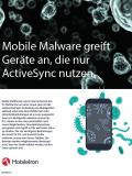Mobile Malware greift Geräte an, die nur ActiveSync nutzen