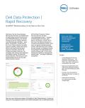 Dell Data Protection | Rapid Recovery - ZeroIMPACT Wiederherstellung, für alle Daten an allen Orten
