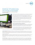 Desktop-Virtualisierung: Der Ansatz entscheidet
