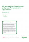 Die unerwarteten Auswirkungen steigender Temperaturen in Datacentern