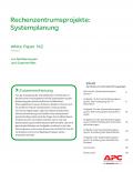 Rechenzentrumsprojekte: Systemplanung