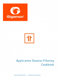 Application Session Filtering Cookbook