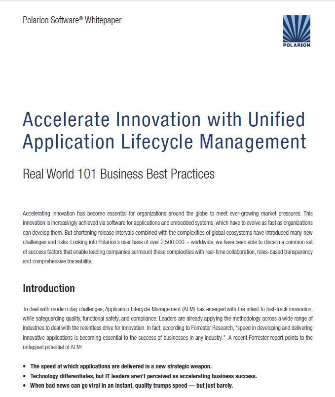 Wie Application Lifecycle Management Ihrem Unternehmen helfen kann
