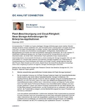 Die Storage-Anforderungen der Hybrid Cloud erfüllen