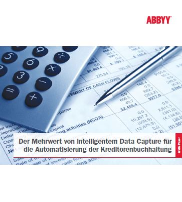 Durch Automatisierung beim Rechnungseingang Kosten senken und Prozesse optimieren