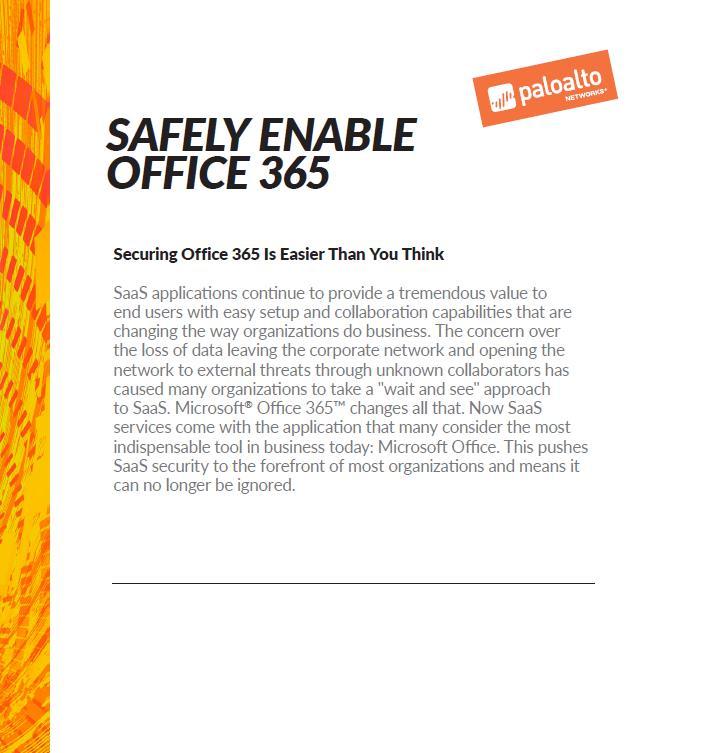 Office 365 und andere SaaS-Dienste sicher nutzen