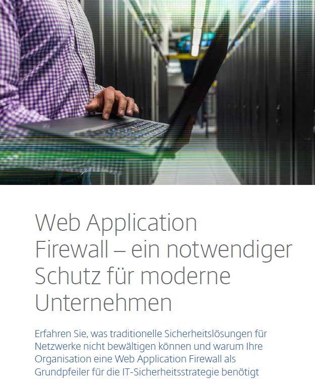 Wozu Unternehmen eine Web Application Firewall brauchen