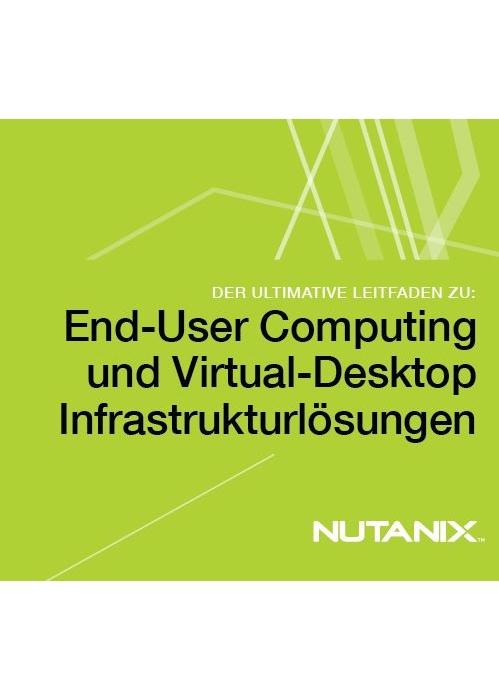 Leitfaden: Planung von Projekten für VDI und End-User-Computing