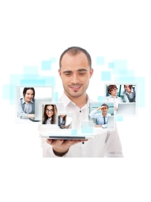 Webinar: Kontaktdatenintegration für Microsoft Lync / Skype for Business