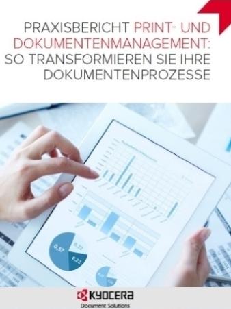 Praxisbericht: So optimiert man Druck- und Dokumentenmanagement