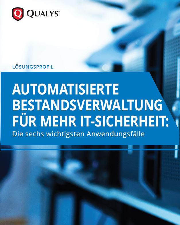 So erhöht automatisierte Bestandsverwaltung die IT-Sicherheit