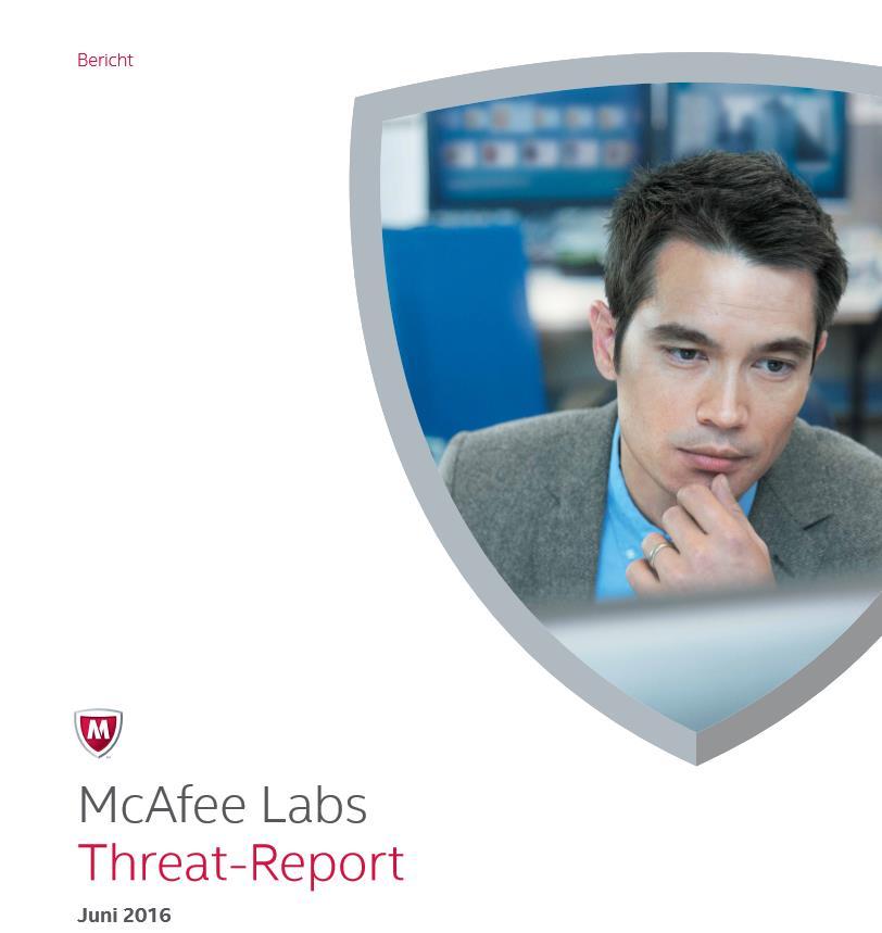 McAfee Labs Threat Report: konspiratives Verhalten von Apps
