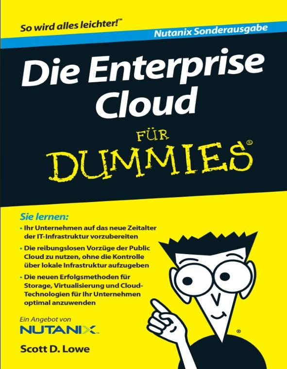 Die Enterprise Cloud für Dummies – Jetzt auf Deutsch