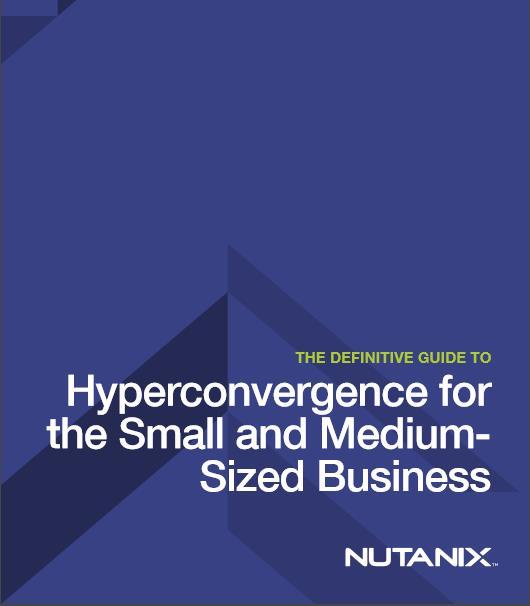 Hyperkonvergente Infrastruktur für KMUs