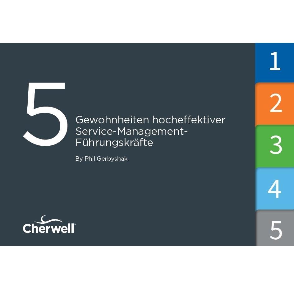 So arbeiten erfolgreiche Führungskräfte im Service-Management
