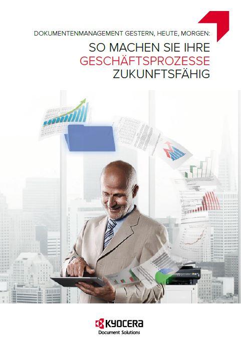Der Weg zu zukunftsfähigen, dokumentenbasierenden Geschäftsprozessen