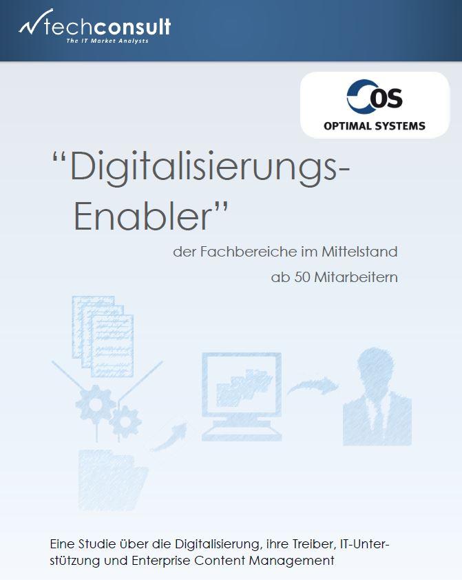 Digitalisierung im Mittelstand: die Rolle der Fachbereiche