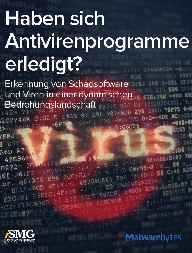 Haben sich Antivirenprogramme überlebt?
