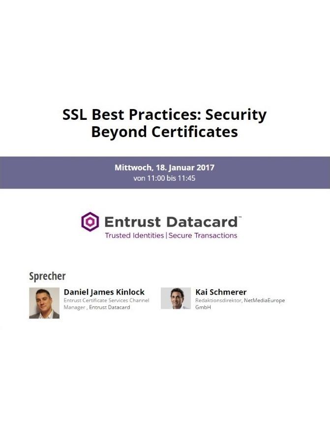 SSL Best Practices: Security Beyond Certificates