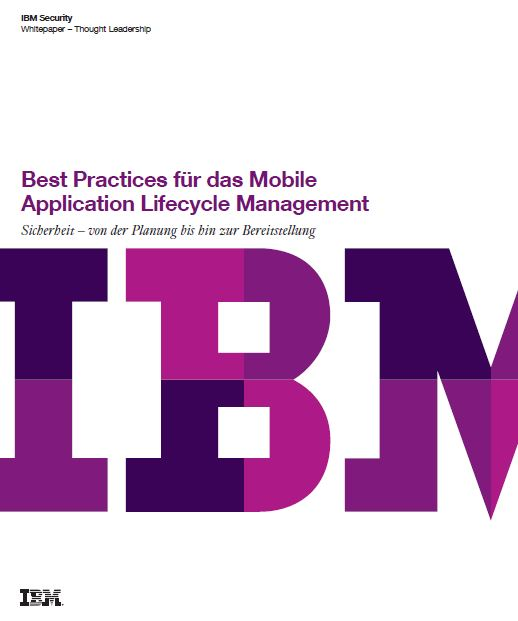 Best Practices für Mobile Application Lifecycle Management